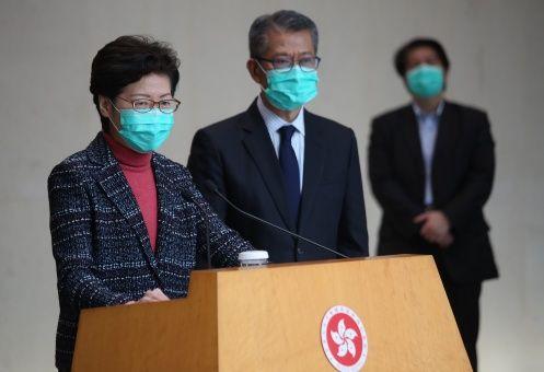 China nombra comisionado de Seguridad Nacional para Hong Kong