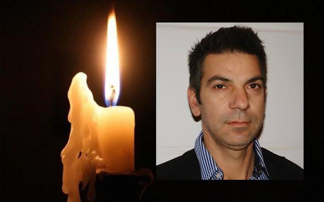 Θλίψη στο Ναύπλιο - Έφυγε από τη ζωή ο Βασίλης Στεφανόπουλος