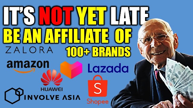 What is Affiliate Marketing and how to Apply with Involve Asia?