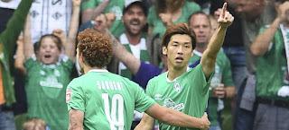 Bundesliga match highlight Sunday 01/09/2019