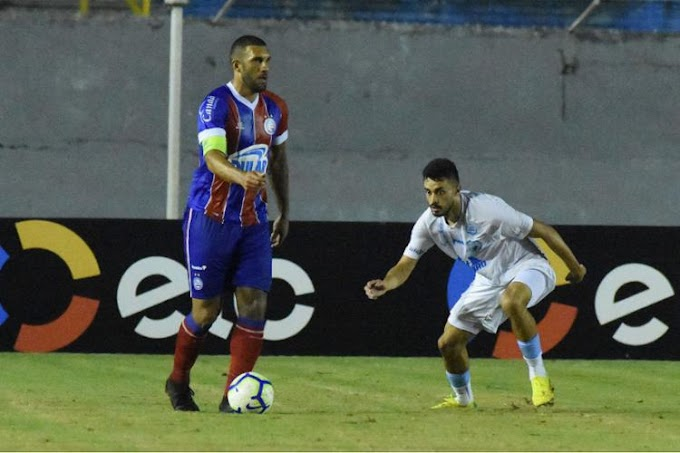 Bahia perde para o Londrina, mas avança às oitavas da Copa do Brasil