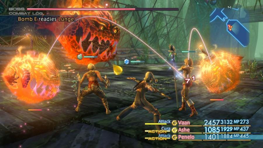 Final Fantasy XII ~ The Zodiac Age (PS4)