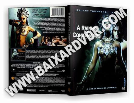 A Rainha dos Condenados (2002) DVD-R OFICIAL