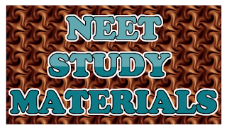 KALVISOLAI NEET STUDY MATERIALS - கல்விச்சோலை