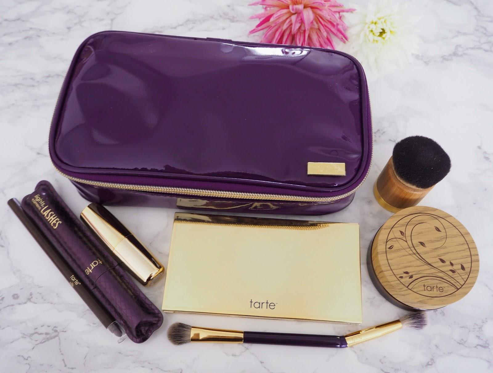 Tarte Cosmetics Makeup Set | Katie Kirk Loves