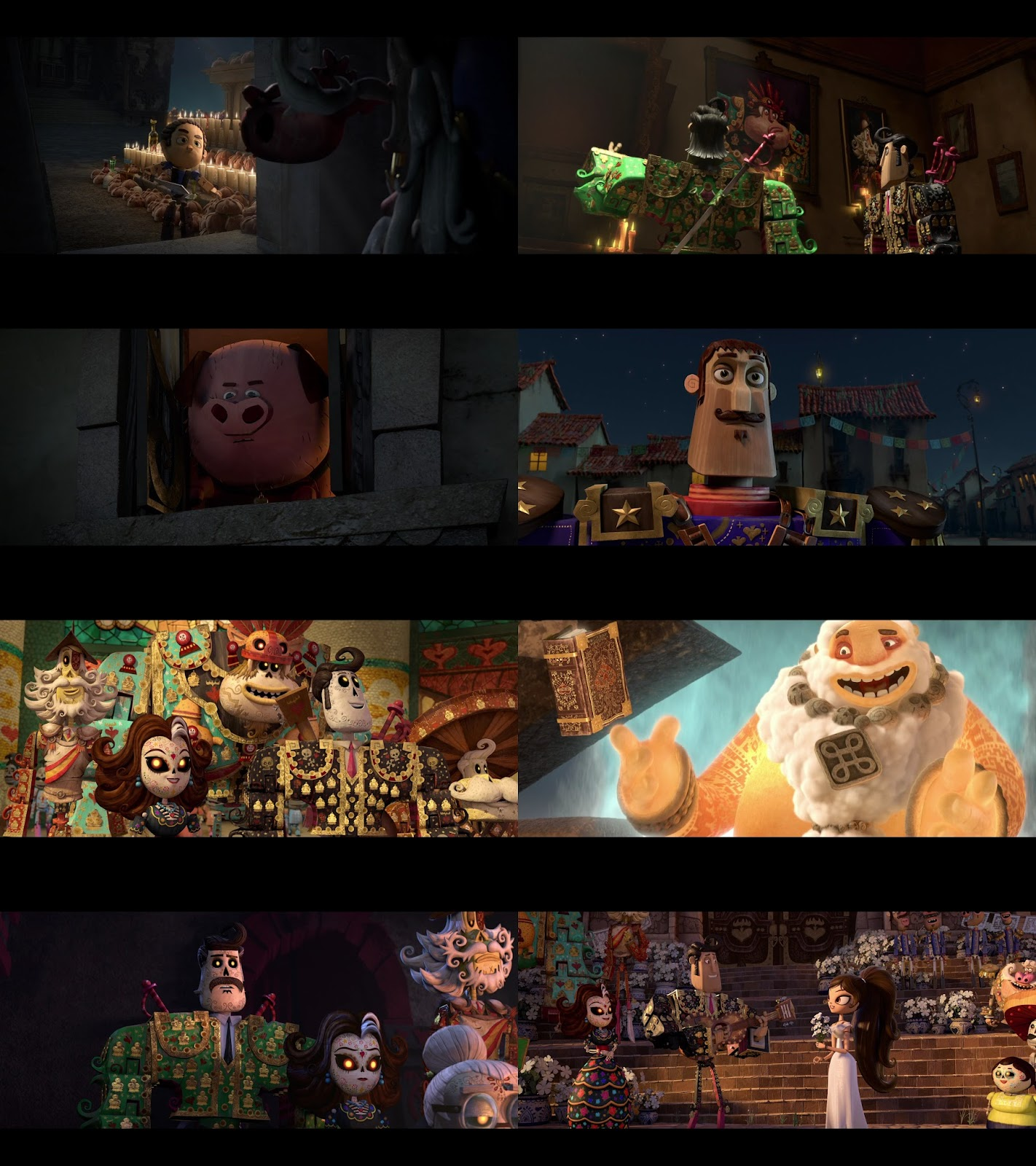 El Libro De La Vida [1080p] [Latino-Ingles] [MEGA] - MegaPeliculasRip -MegaPeliculasRip