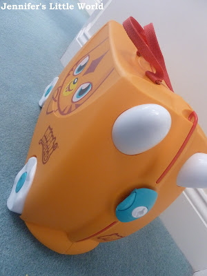 Trunki suitcase for children review