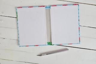 jak zrobić junk journal diy
