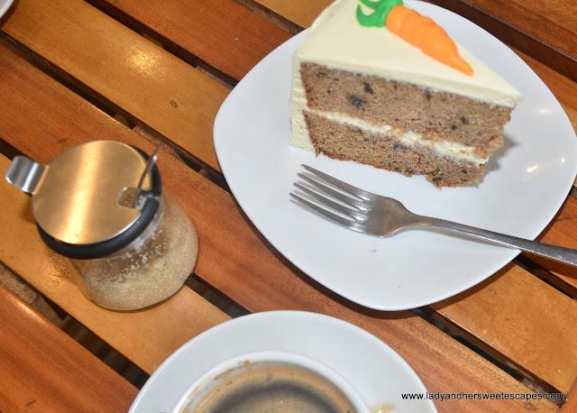 Ann Co carrot cake