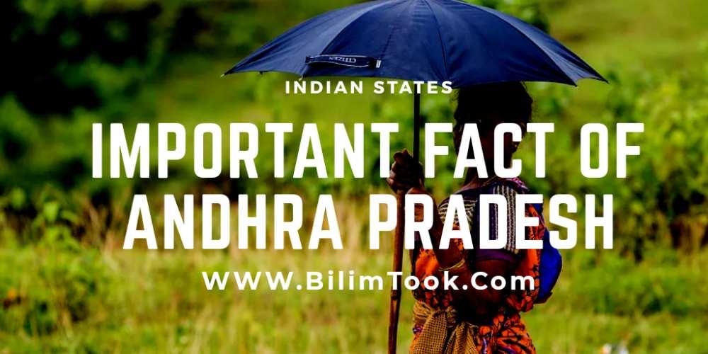 Andhra Pradesh: Important Facts of Andhra Pradesh