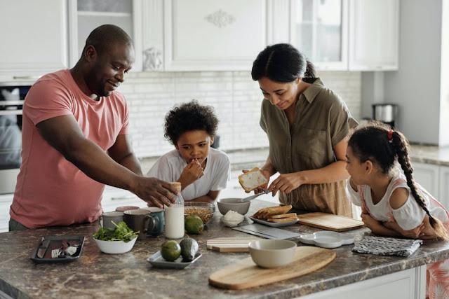 Penuhi Gaya Hidup Sehat dengan Makanan yang Bergizi