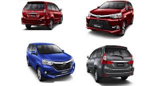 Harga Kredit Mobil Toyota Avanza Terbaru 2016