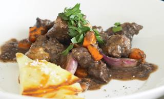 Beef Bourguignon Makanan Perancis