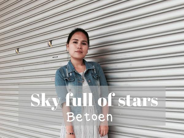 #keriitletoOOTD: Sky full of stars