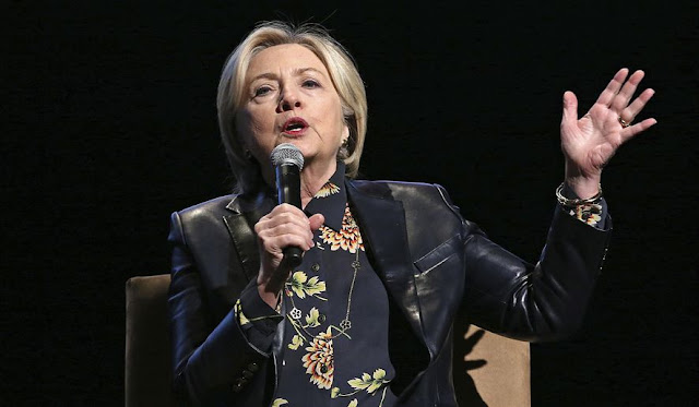 Hillary Clinton: I Intend to 'Remain on the Front Lines of Democracy'