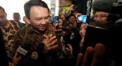Jokowi Siapkan Ibu Kota Baru Buat Ahok