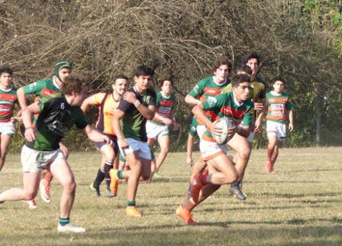URT: Se jugó la 4° fecha del Clausura Juvenil