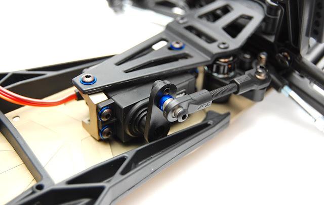 Pro-Line Pro-2 SC steering servo