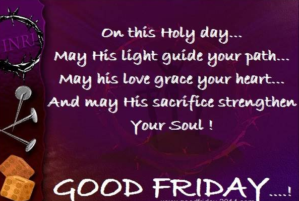 Good Friday 2019 Quotes Sms Wishes With Images Good Friday 2019