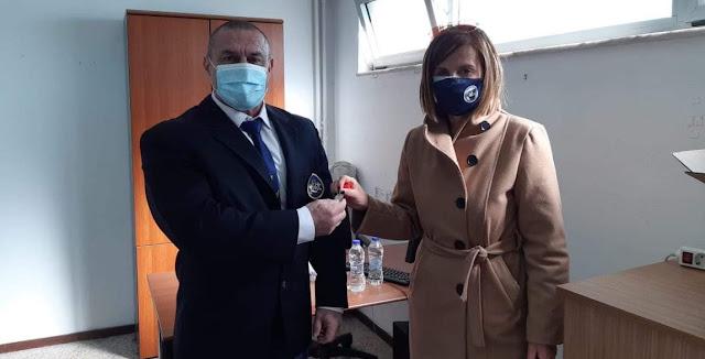 Από σήμερα η Πανελλήνια Ομοσπονδία Σωματικής Διάπλασης έχει τα γραφεία της στο Ναύπλιο