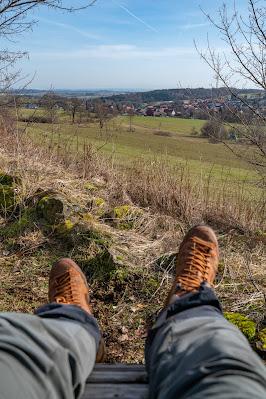 Felsentour Herbstein | Extratour Vogelsberg | Wandern in Hessen 22