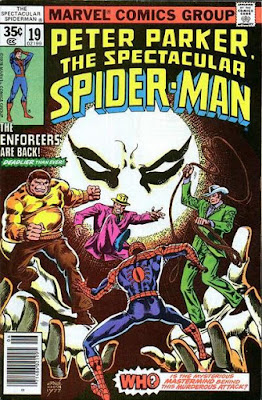 Spectacular Spider-Man #19, the Enforcers