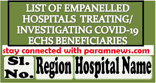 list-of-echs-empanelled-hospitals-for-covid-treatment