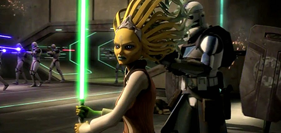 STAR WARS THE CLONE WARS: THE LOST MISSIONS 2014