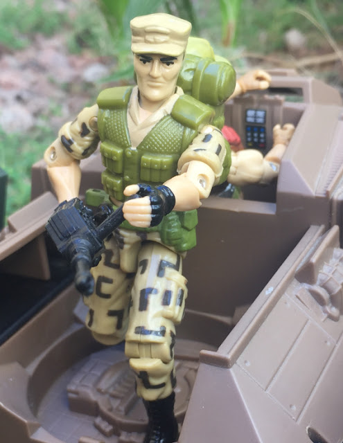 1988 Repater, Mean Dog, Sgt. Slaughter
