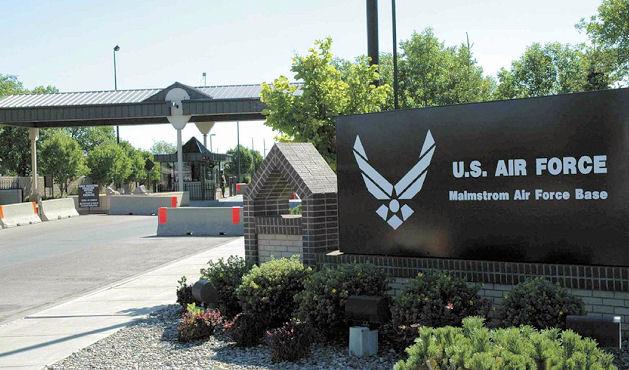 F E Warren Wyoming United States Air Force Base