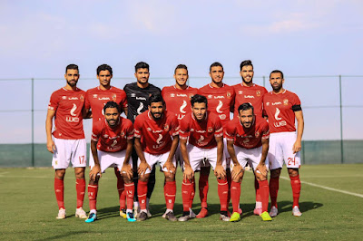 الأهلي يعلن قائمة اللاعبين في مباراة الزمالك القدمة بالدوري المصري