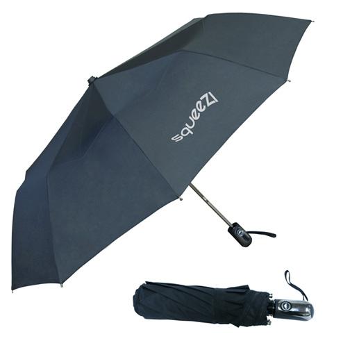 Mẫu ô dù cầm tay gấp 2 che nắng an toàn