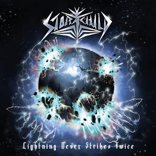 """Το τραγούδι των Stormchild """"No Chances"""" από το album """"Lightning Never Strikes Twice"""""""