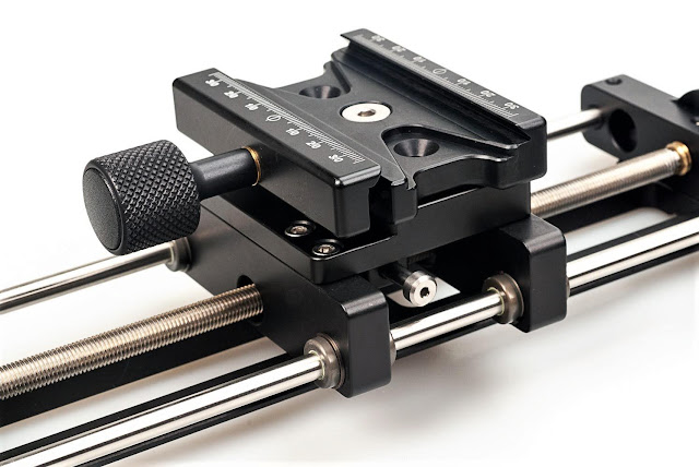 Hejnar MS5P-10-KS Linear Motion Carriage w/ F63b clamp detail