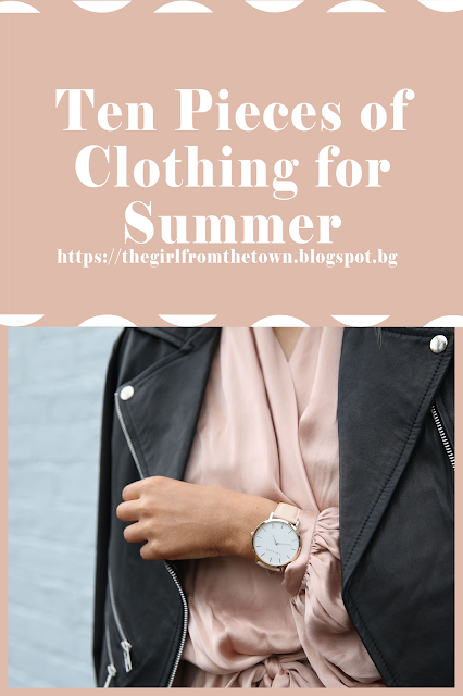Ten Affordable Pieces of Clothing For Summer Days
