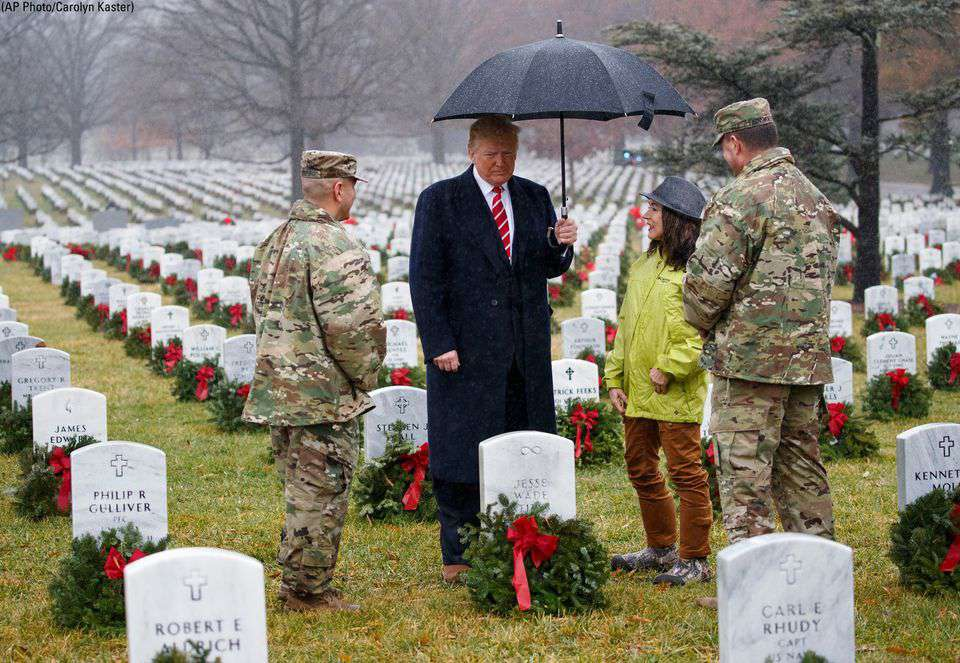National Wreaths Across America Day Wishes