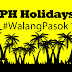 June 12 and June 15 Holiday | #WalangPasok