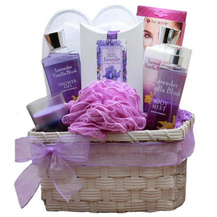 Canterberry Gifts Spa Basket Giveaway