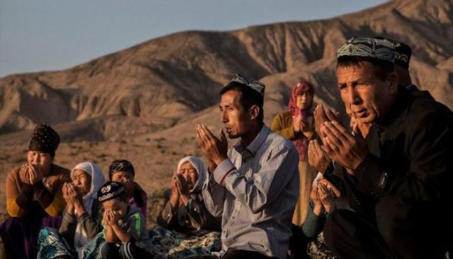 fakta tentang muslim di uighur cina
