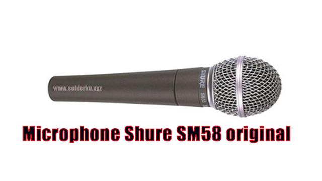 Microphone Shure SM58 original