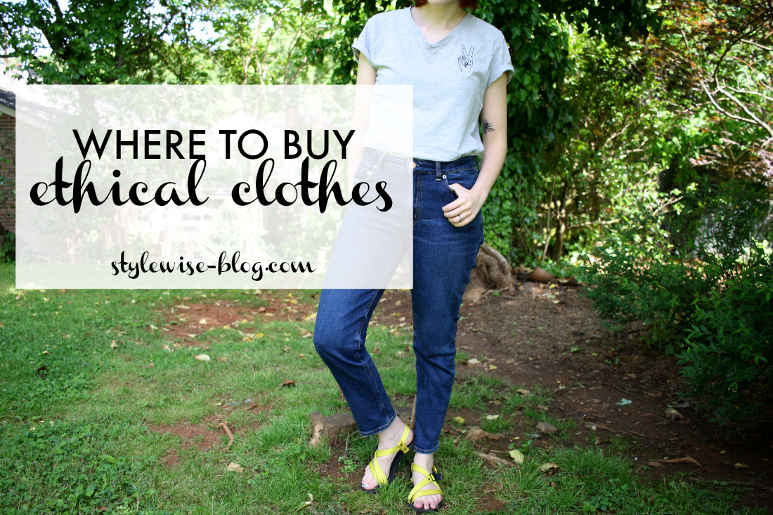 Where to Buy Ethical Clothes for women and men