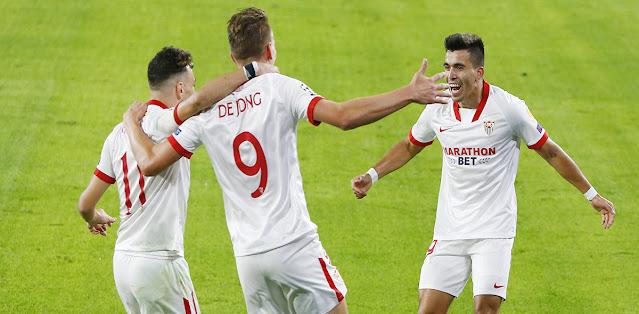 Sevilla vs Rennes – Highlights