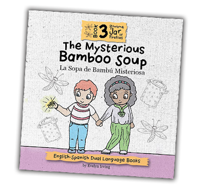 mysterious bamboo soup book