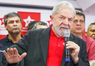 MPF pede à Justiça que Lula vá para o regime semiaberto