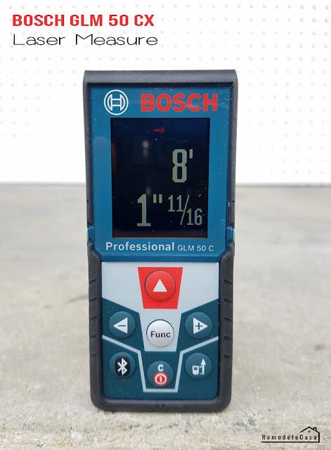 Bosch GLM 50 Laser meassure