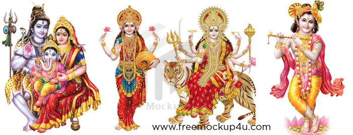 20 Indian Religious Different Lords High Resolution Background Image Pack