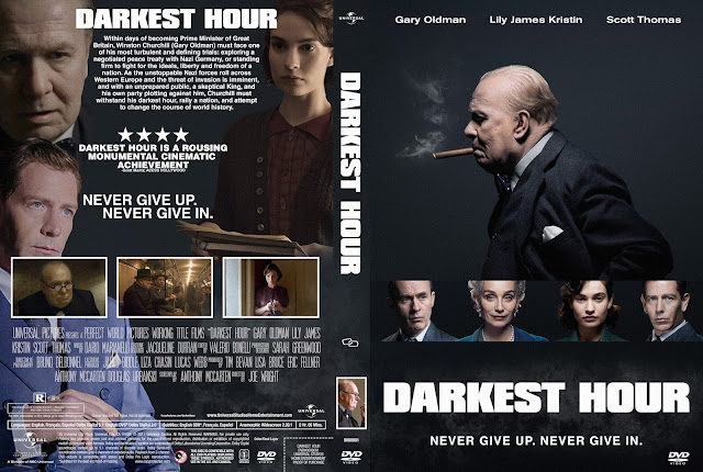 Darkest Hour DVD Cover