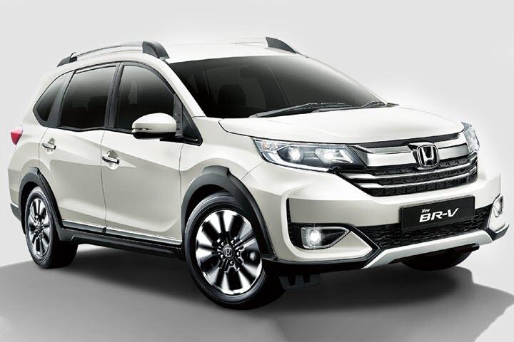 Honda BR-V 2020 ra mắt - nâng cấp nội ngoại thất, động cơ giữ nguyên