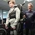 Vídeo: Pai cientista constrói exoesqueleto para filho com paralisia andar