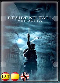 Resident Evil: Venganza (2017) HD 1080P LATINO/ESPAÑOL/INGLES